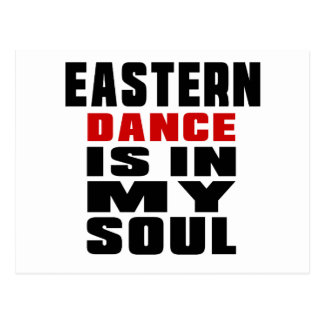 MIDDLE EASTERN is in my Soul Postcard