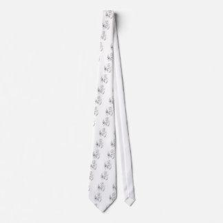 Middle Finger Monster Tie
