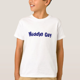 Middle Guy Kids T-Shirt (Big Guy and Little Guy)