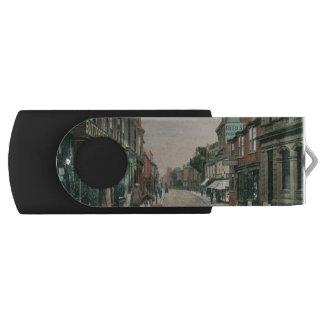 Middle Street, Driffield (1900) USB Flash Drive