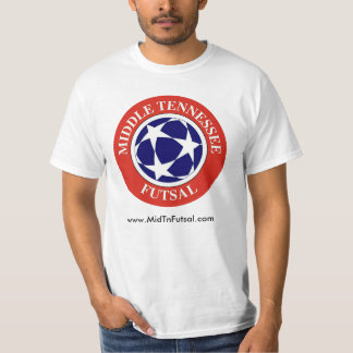 Middle Tennessee Futsal Light T-Shirt