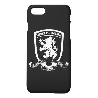 Middlesbrough fc crest case - black