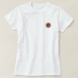 Middlesex Hospital Women's T-Shirt (badge only