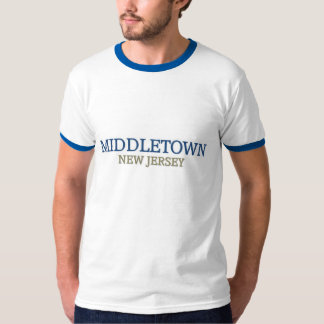 Middletown New Jersey T-Shirt