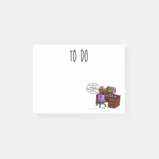 "Midge ""TO DO"" List Post-It Notes"