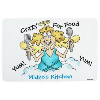 Midge's Customizable Kitchen Floor Mat