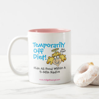 Midge's Cute Fun Maternity Mug