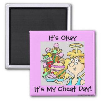 Midge's Magnet - It's Okay It's My Cheat Day