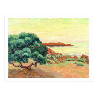 Midi Landscape, 1898 (oil on canvas) Postcard