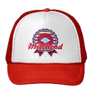 Midland, AR Mesh Hat
