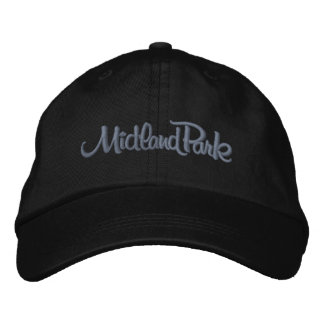 Midland Park Vintage 1959 Logo Unisex Cap Embroidered Hat