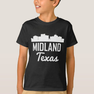 Midland Texas Skyline T-Shirt