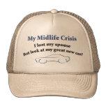 Midlife Crisis Car Cap