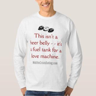 Midlife Crisis Love Machine Shirt