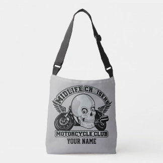 Midlife Cruisers MC custom name bags Tote Bag