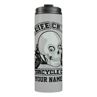 Midlife Cruisers MC custom name tumbler Thermal Tumbler