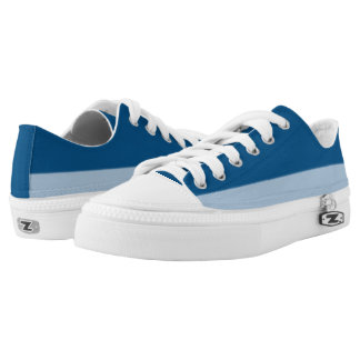 Midnight and Baby Blue Two-Tone Lo-Top