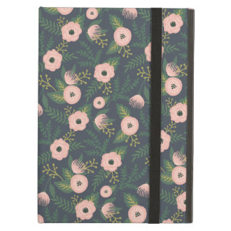 Midnight Blooms iPad Air Cover