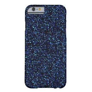 midnight blue glitter iPhone 6 case Barely There iPhone 6 Case