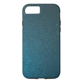 Midnight Blue Sparkle iPhone 7 case