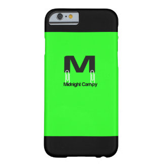 Midnight Campy Case Barely There iPhone 6 Case