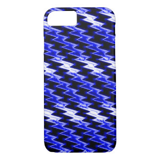 Midnight Dragon Scales Fractal iPhone 8/7 Case