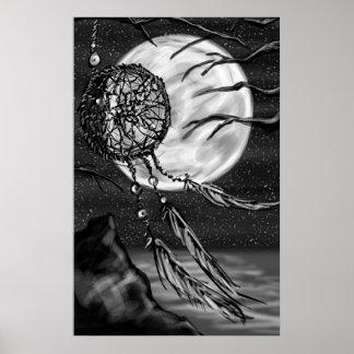 Midnight Dream Catcher Poster