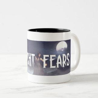 Midnight Fears Two Tone Coffee Mug