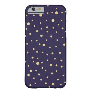 Midnight Glitter iPhone 6 case