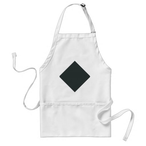Midnight Green Background. Elegant Fashion Color Aprons