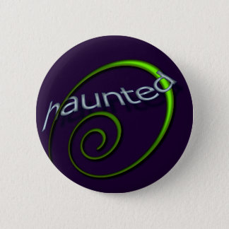 Midnight Haunting 6 Cm Round Badge