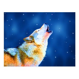 Midnight Howl Postcards