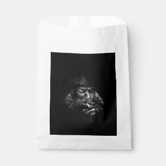Midnight in Russia Favour Bag