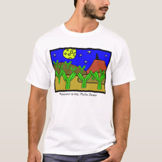 Midnight in the Moab Desert T-Shirt