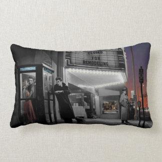 Midnight Lumbar Cushion
