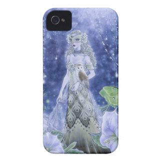 Midnight Masquerade Fantasy Art Blackberry Case