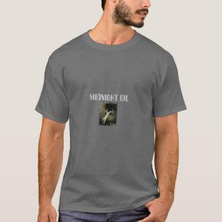 midnight oil rules. T-Shirt