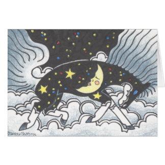 """""""Midnight Pony"""" Card"""
