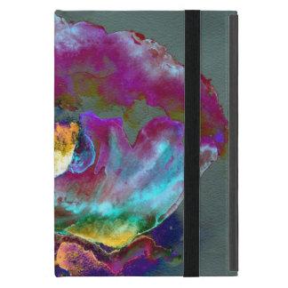 Midnight Poppy iPad Mini Cover