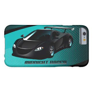 Midnight racer barely there iPhone 6 case