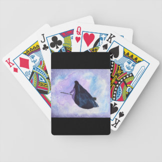 Midnight Ride Bicycle Playing Cards
