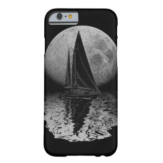 Midnight Sailing Barely There iPhone 6 Case