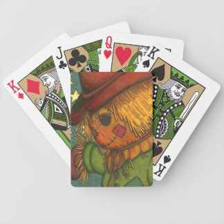 Midnight Scarecrow Playing Cards