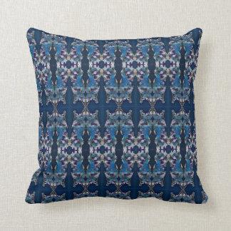 Midnight Scotties Kaleidoscope Cushion