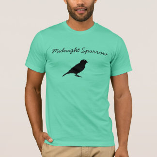 Midnight Sparrow T-Shirt