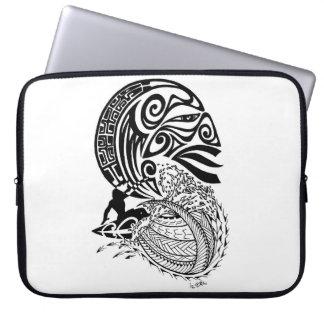Midnight Surf Laptop Sleeve