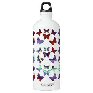 Midnight Swirl Butterfly Pattern SIGG Traveller 1.0L Water Bottle