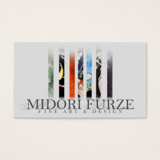 Midori Furze - Biz Card 2