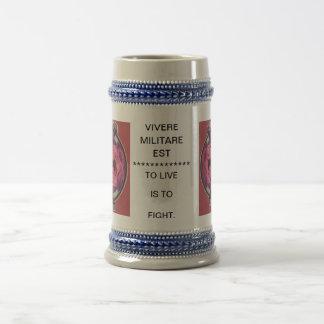 MidPyre Pink logo Coffee Mugs