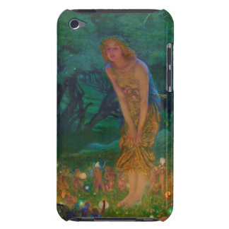 Midsummer Night Dream Fairy Circle Barely There iPod Case